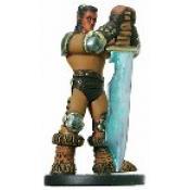 Dungeons /& Dragons Miniature Rogue Fighter Deepshadow Elf 14 Giants of Legend