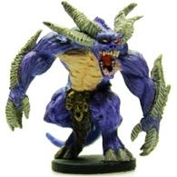 D/&D Pathfinder Miniatures Wrath of the Righteous 54 Gibrileth Demon