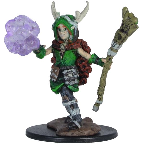 Wizkids wardlings painted miniatures-Boy Druid /& Tree Creature