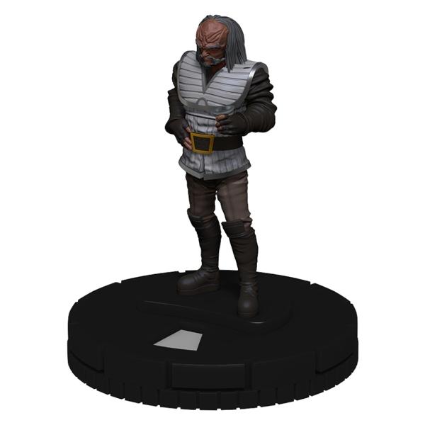 #026 Lt Star Trek Resistance is Futile Commander Geordi La Forge HeroClix